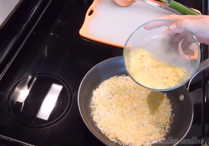 Рецепты вкусного и пышного омлета