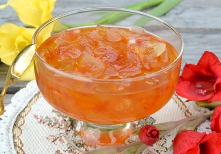 Варенье из арбуза с лимонной кислотой