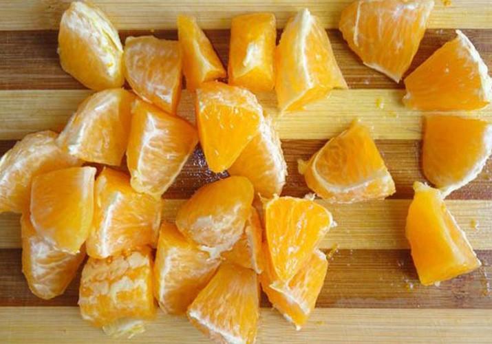 варенье из арбузных корочек с апельсином