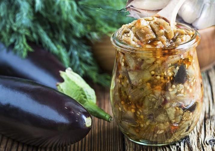 Баклажаны с майонезом на зиму со вкусом грибов лучшие рецепты