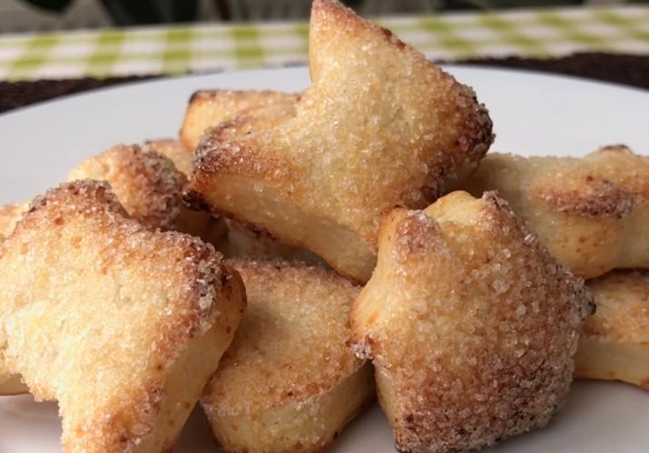 творожное печенье по-домашнему
