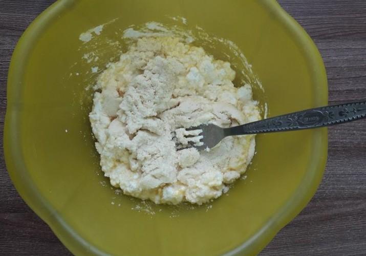 сырники без муки с манкой