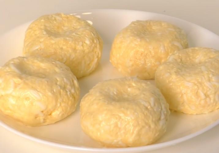 Сырная закуска Мандарины