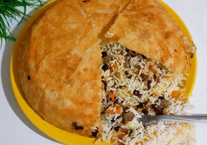 Рецепты плов по азербайджански рецепт с фото — 6