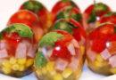Заливные яйца Фаберже к Пасхе