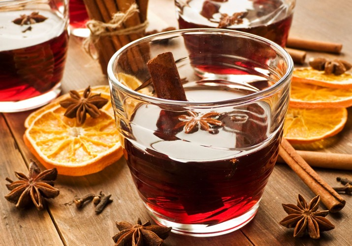 Чай со специями
