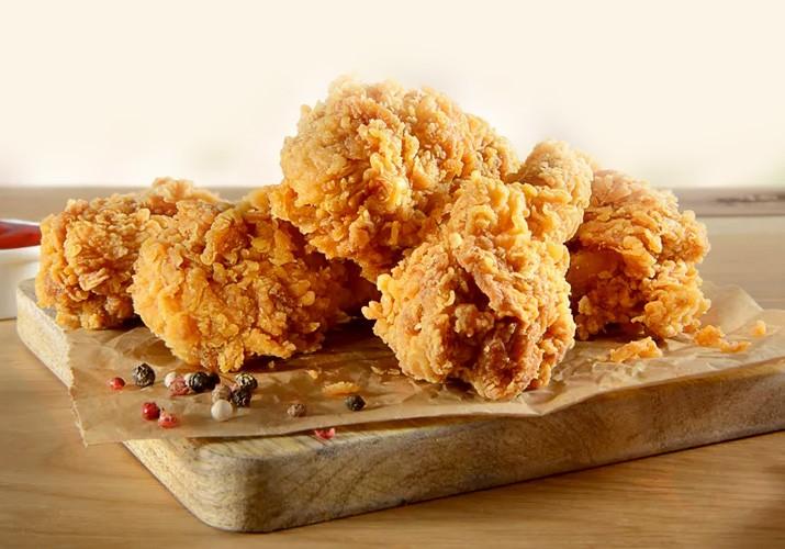 Крылышки KFC в домашних условиях