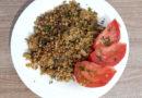 гречка по-купечески со свининой и грибами в мультиварке