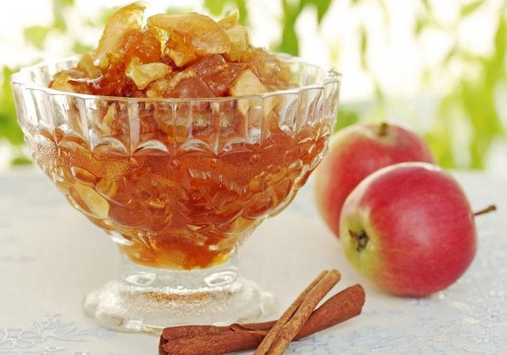 варенье из яблок - 14 рецептов на зиму