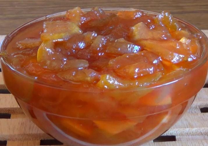 варенье из яблок и лимона на зиму