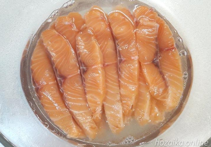 засолка красной рыбы в домашних условиях быстро