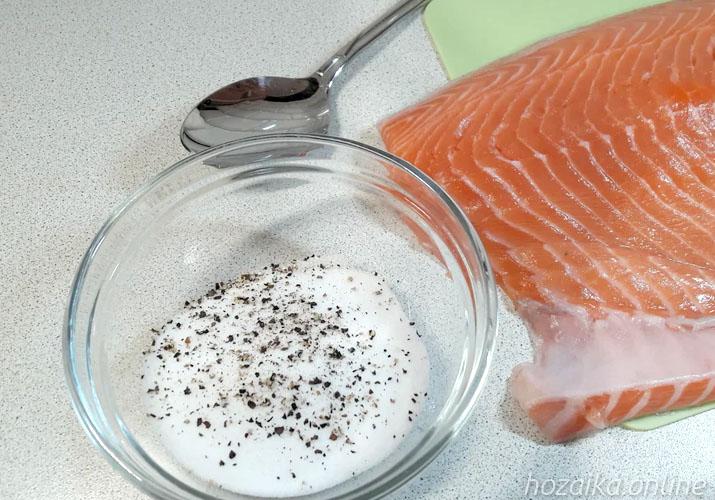 смесь для натирки рыбы