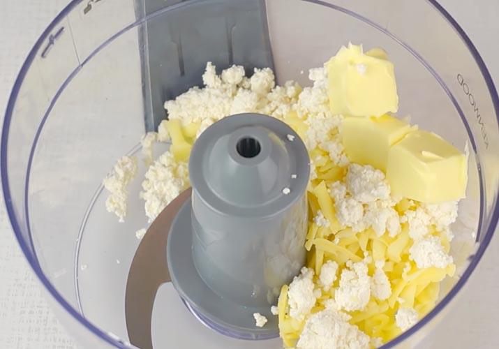 смесь для шариков для салата Шапка Снегурочки