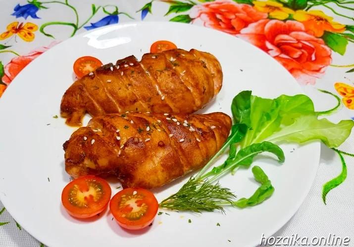 куриное филе в духовке - самый вкусный рецепт