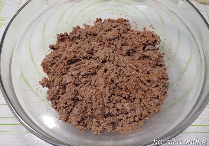 печеночный фарш для пирожков с печенью