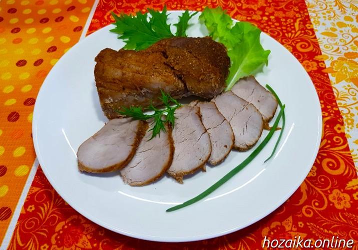 свиная вырезка запеченная в духовке